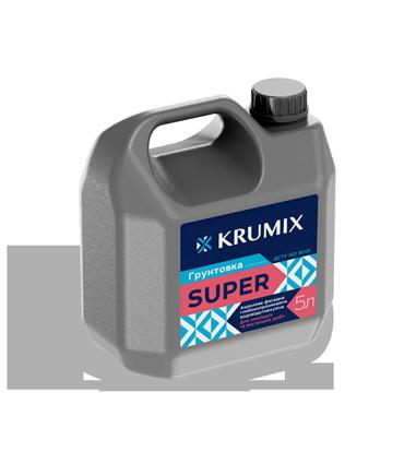 Грунтовка Super Krumix
