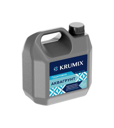 Аквагрунт грунтовка Krumix