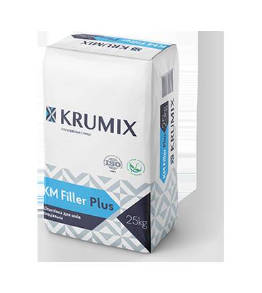 Шпаклівка для швів Krumix Km Filler Plus 25 кг